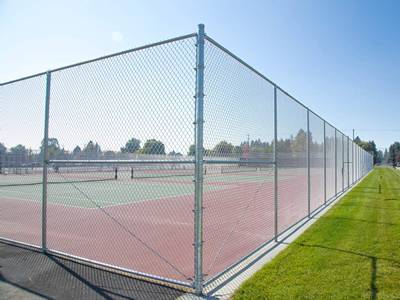 Chain Link Fence For Baseball Softball Cricket Tennis