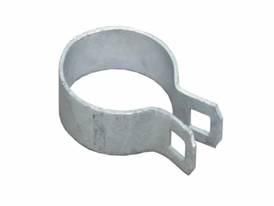 Chain Link Fence Accessories Parts Post Post Cap And Clamp