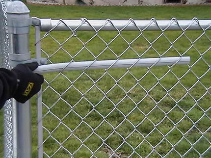 Chain Link Security Fences Sports Residential