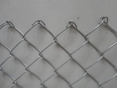 Chain Link Mine Support Mesh Protects Mine Roadway Roof Safety