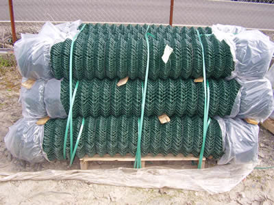 Chain Link Fence Fabric Wire Diameter Materials