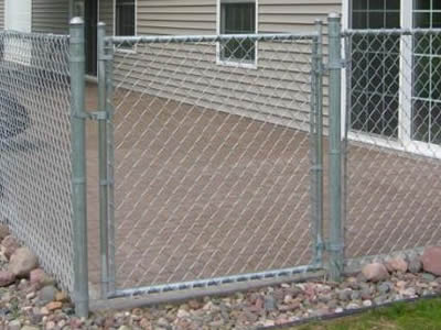 Chain Link Fence Panels Types Specifications And Applications