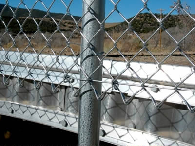 Chain Link Fence Prices Gates And Accessories Available